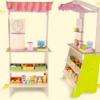 Детский прилавок с кассой «Игра в магазин»