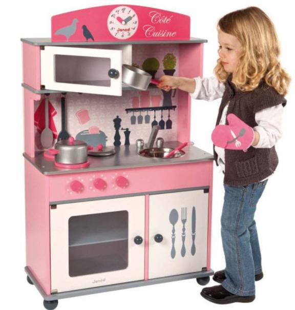 Детская кухня «Princess Kitchen»