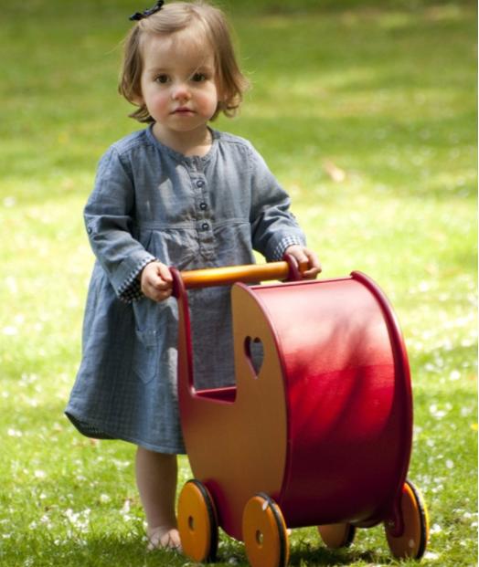 Детская коляска для кукол «Moover»