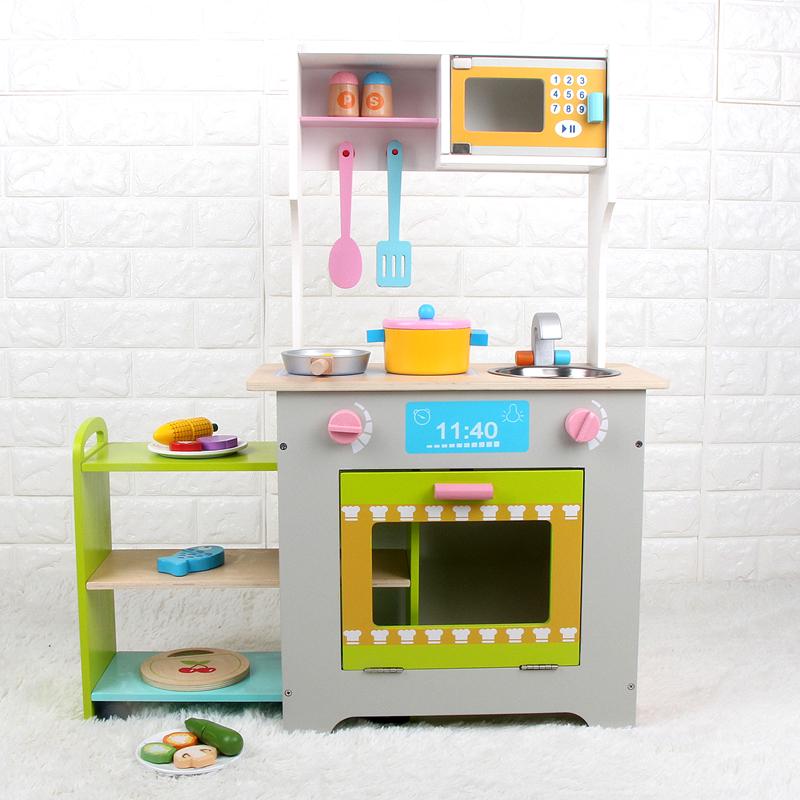 Детская кухня Blue