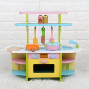 кухня «Четыре цвета»