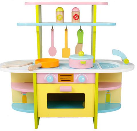 Детская кухня «Четыре цвета»