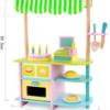 Детский «Ларек» – игра в продавца