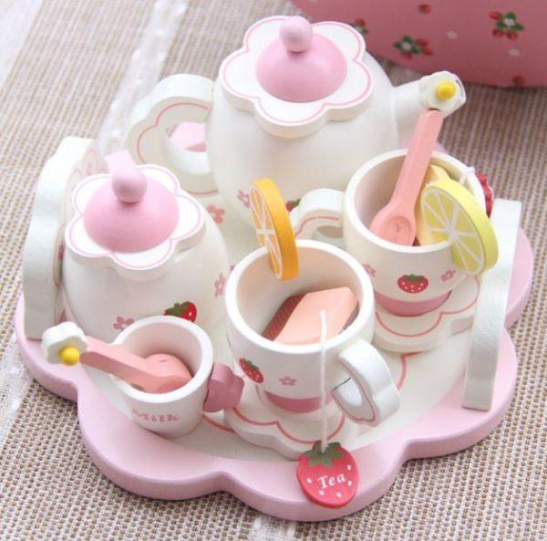 Игровой набор посуды «Чайная церемония»