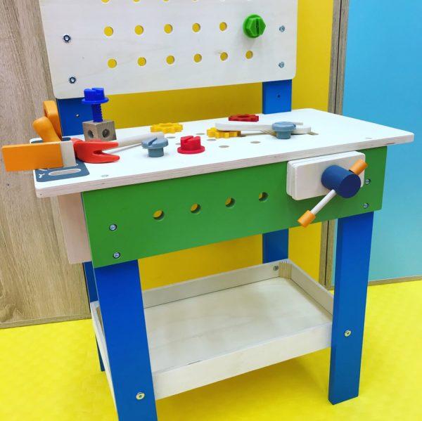 Детский верстак – стол