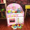 Детская кухня «Rose cooking time»