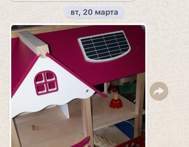 Кукольный домик отзыв