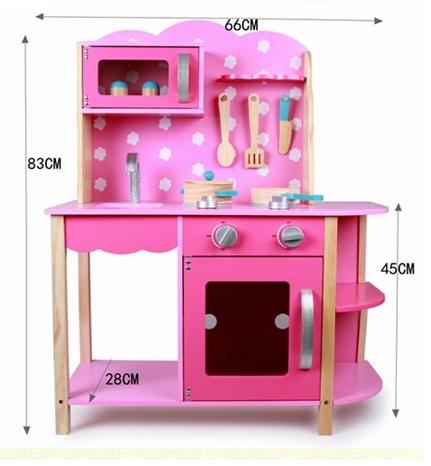 Детская кухня «Pink»