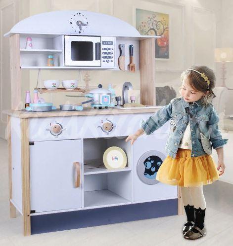 Большая Детская кухня «Скандик»