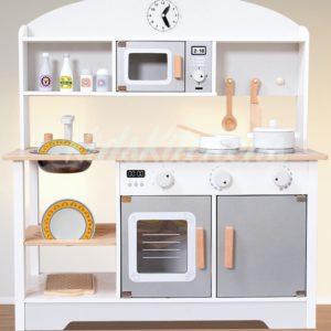 """Детская Кухня """"White & Grey"""""""