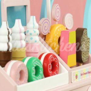 Игровой набор Мороженица