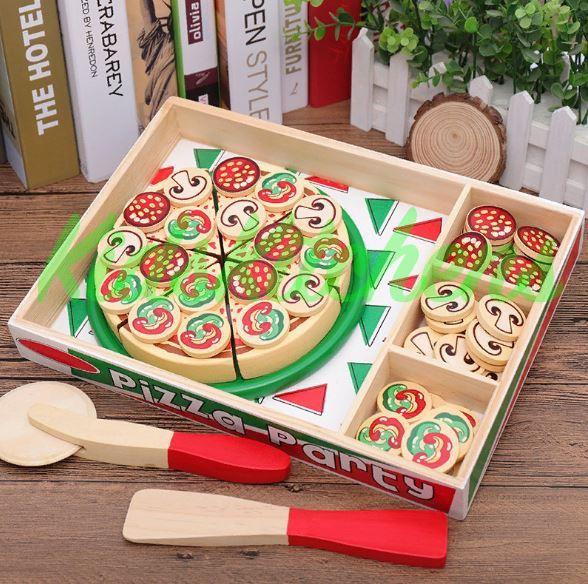 Детская игрушка – Пицца