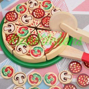 Детская игрушка Пицца