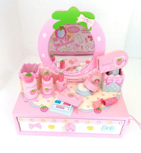 Детская игрушка салон красоты «Клубничный»
