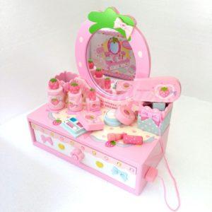 Детская игрушка салон красоты Клубничный купить