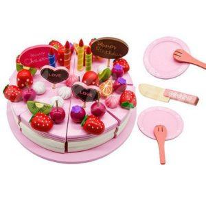 Детский набор - Клубничный торт