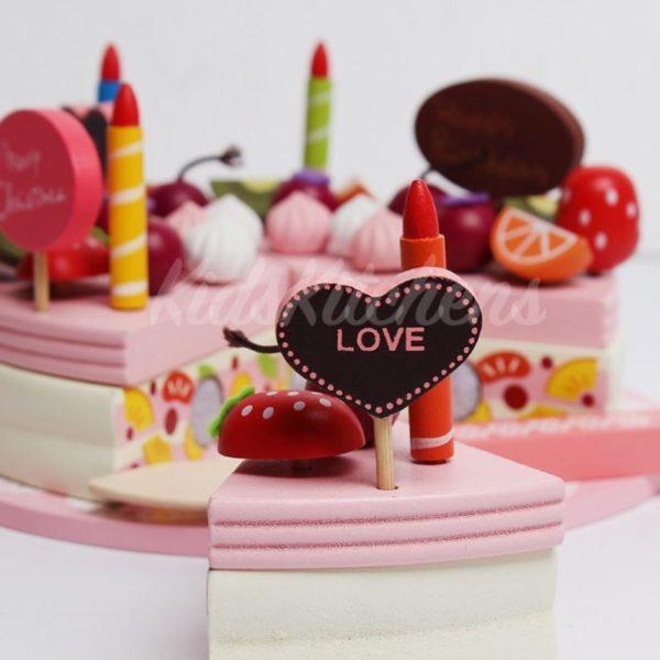 Детская игрушка – Клубничный торт