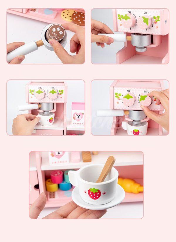 Детская игрушка – «Кофейня»
