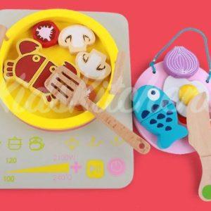 Детская игрушка «Вкусные морепродукты»