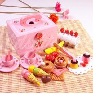 Детская игрушка Вкусный сундучок