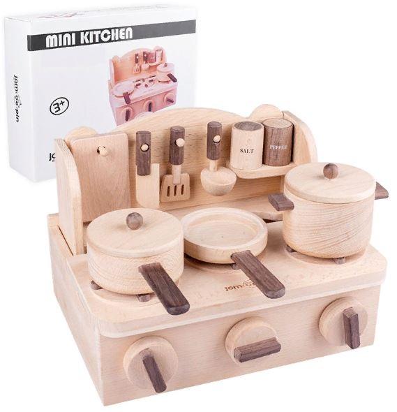 Детская деревянная кухня «Мини»