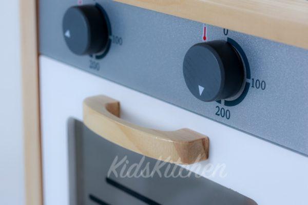 Детская деревянная кухня «Минимализм»
