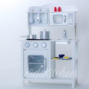 Белая Детская кухня «White classic»
