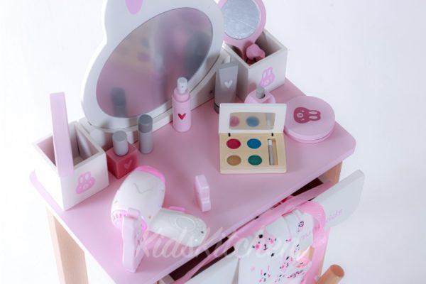 Детский туалетный столик «Зайка»